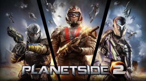 Planetside:  game review